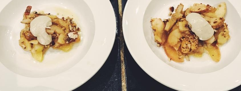 Apple & Pear Bake