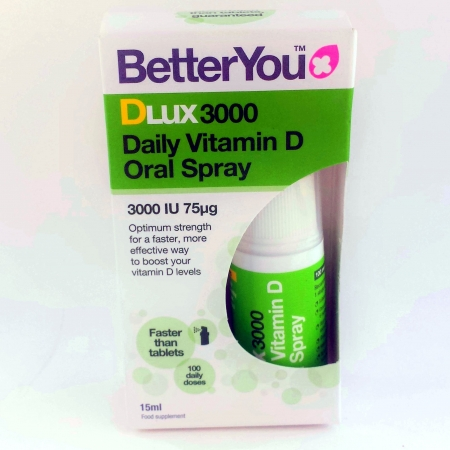 Vitamin D Oral Spray