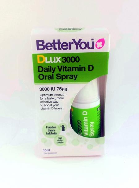 Vitamin D Oral Spray